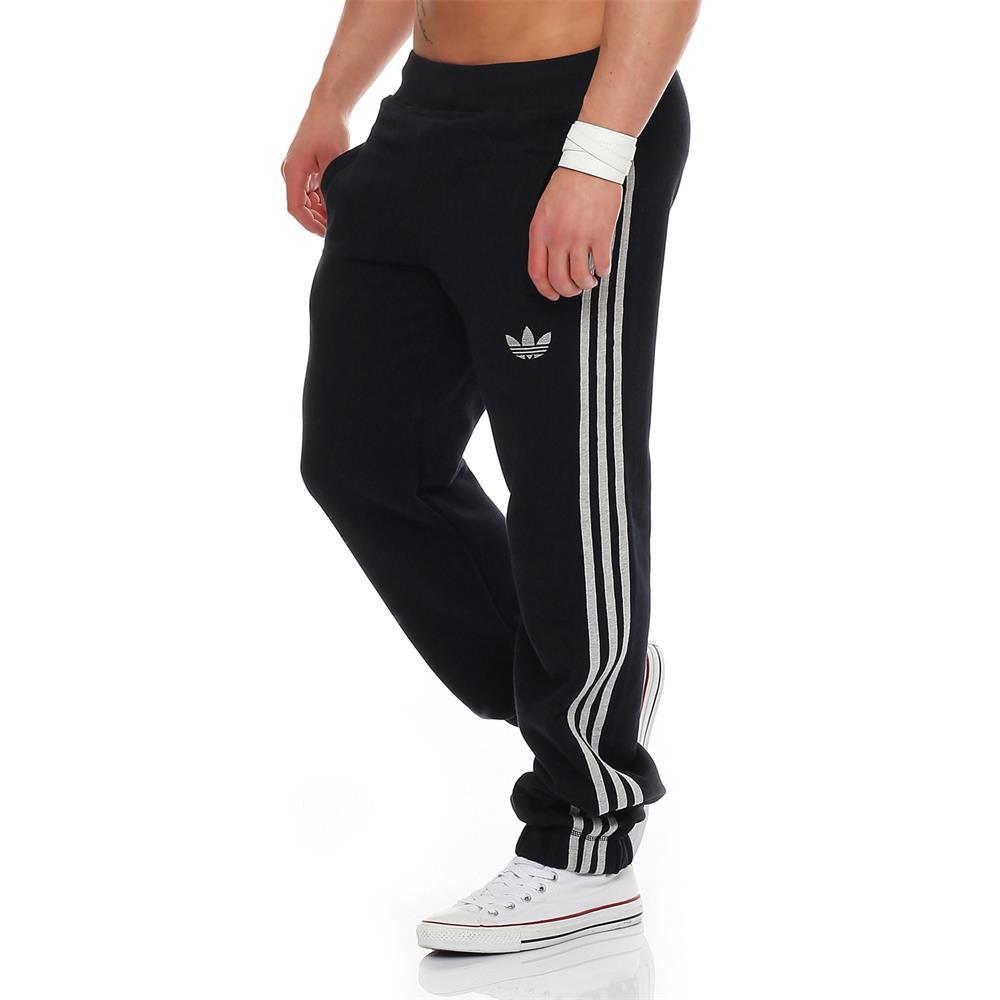 adidas-SPO-Pantaloni-felpati-TP-pantaloni-jogging-della-tuta-di-svago