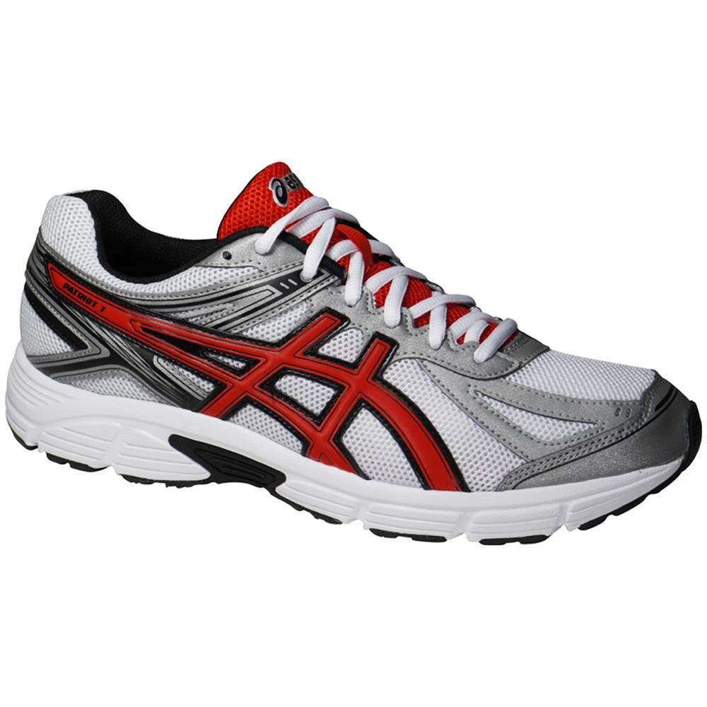 asics patriot 7 herren laufschuhe schuhe running sneaker. Black Bedroom Furniture Sets. Home Design Ideas