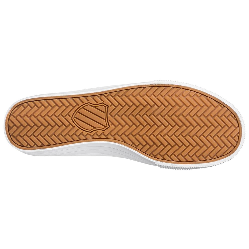 K-Swiss Bridgeport II canvas cortos verano zapatos zapatillas calzado deportivo