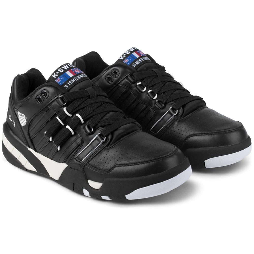 k swiss si 18 international herren sneaker schuhe sportschuhe turnschuhe. Black Bedroom Furniture Sets. Home Design Ideas