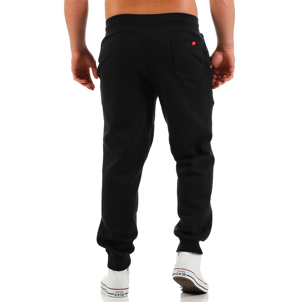 Nike-AW77-Cuffed-Fleece-Hose-Jogginghose-Trainingshose-Sporthose-Sweathose
