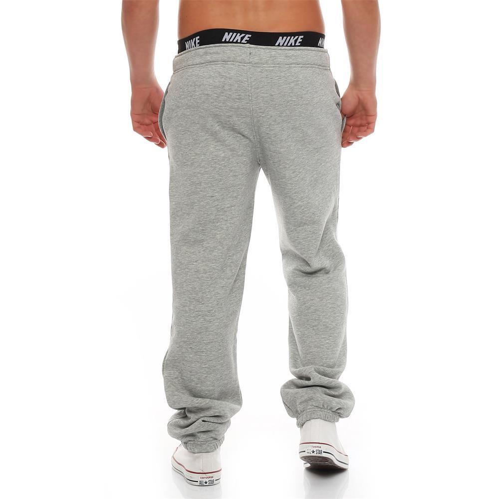 1a39daf12a30a4 Branded Hose Nike Waistband Jogginghose Sweathose Fleece w1qUnvxUY