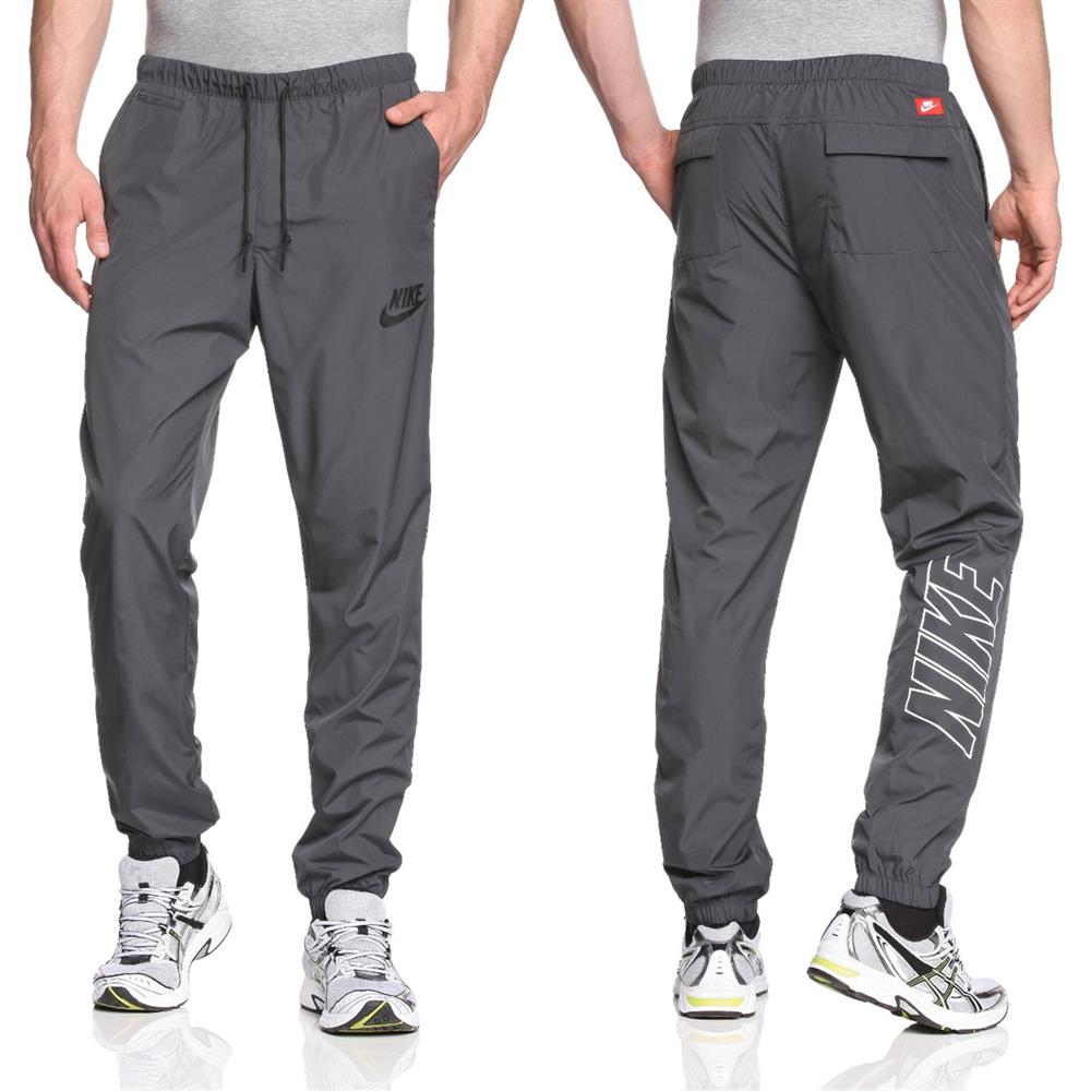 nike teammate cuffed logo woven hose herren jogginghose. Black Bedroom Furniture Sets. Home Design Ideas