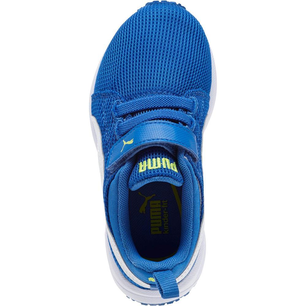 Puma-Carson-Runner-Kids-chauss-enfants-Sneaker-baskets-chauss-enf-chauss-sport