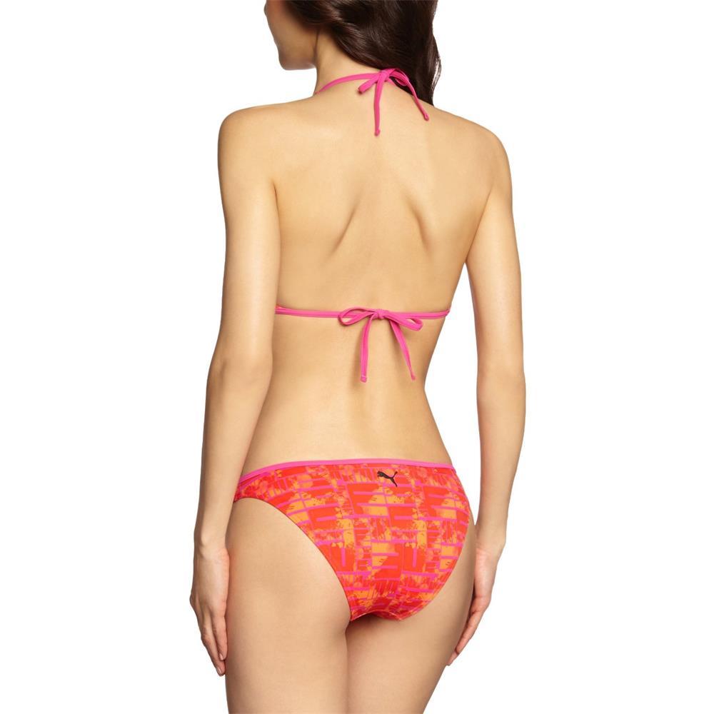 Bikini-push-up-de-triangulo-Puma-No-1-con-logotipo-se-ata-al-cuello