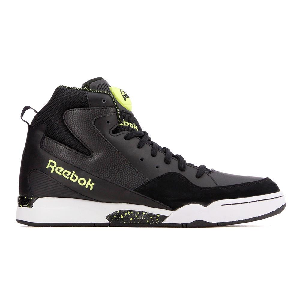 reebok pump skyjam classic hi sneaker mid shoes sports