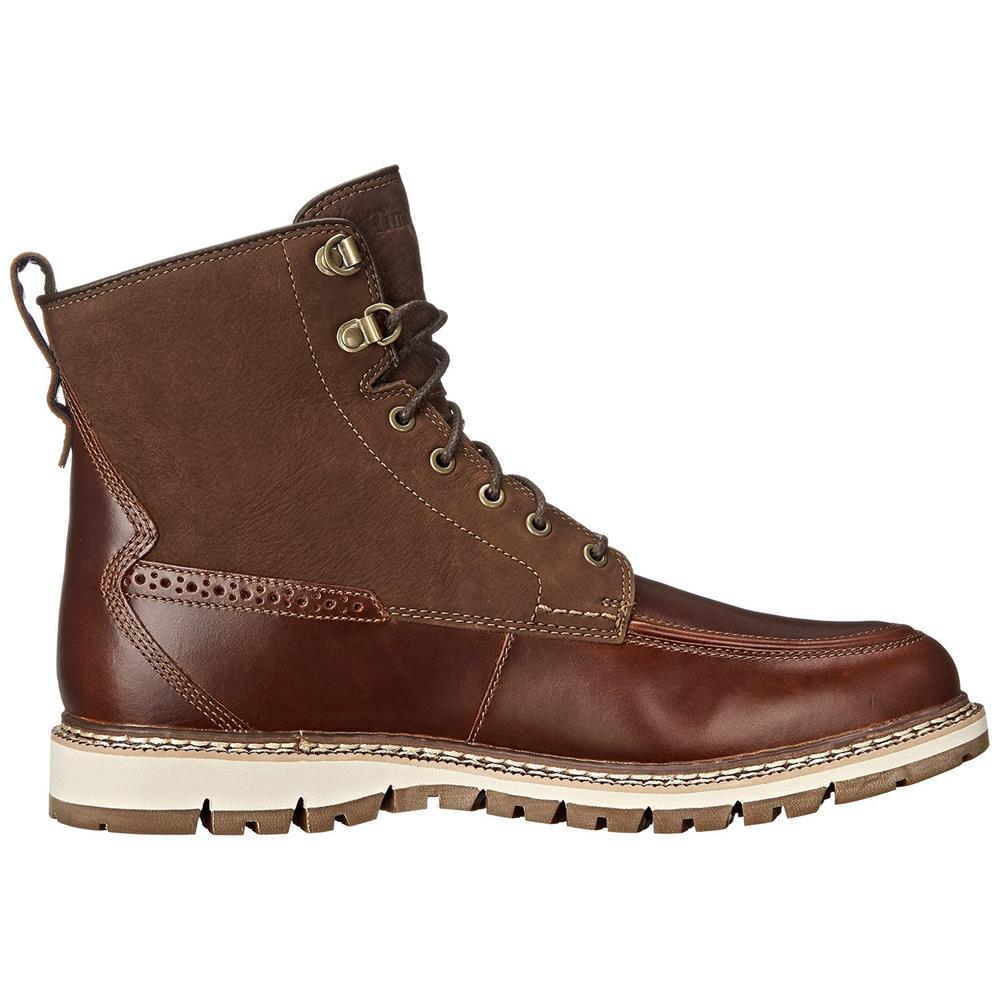 timberland britton hill waterproof mock toe boots herren stiefel winterstiefel ebay. Black Bedroom Furniture Sets. Home Design Ideas