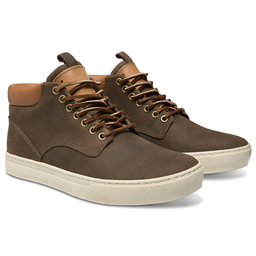 Timberland-EK-2-0-Adventure-Zapatillas-sneaker-zapatos-hombre-cuero