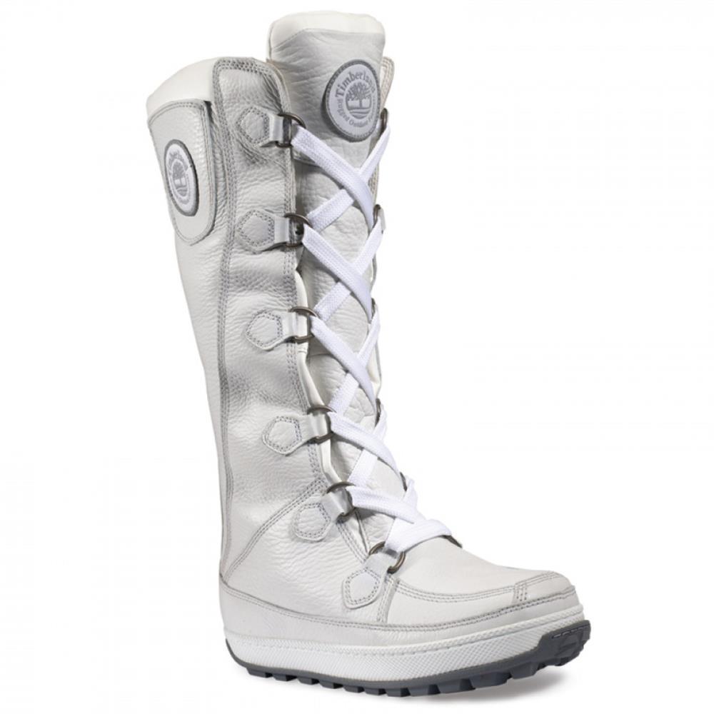 Timberland-Mukluk-16-Inch-WP-Leder-Boots-Damen-Stiefel-Winterstiefel-Schuhe