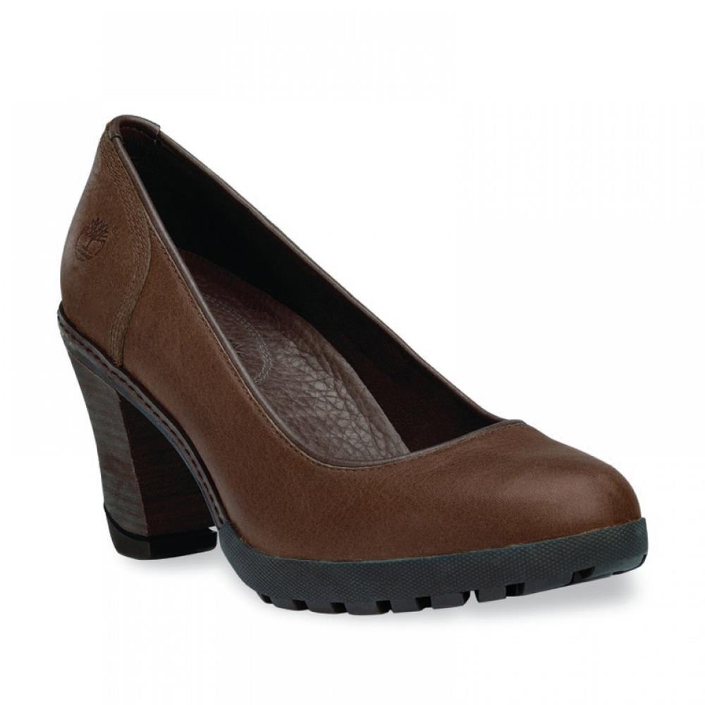 Timberland-Stratham-Calzado-De-Tacon-Damas-Calzado-De-Mujer