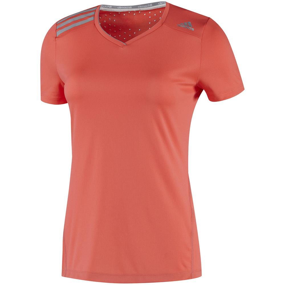 Adidas Climachill T Shirt Ladies Shirt Running Shirt