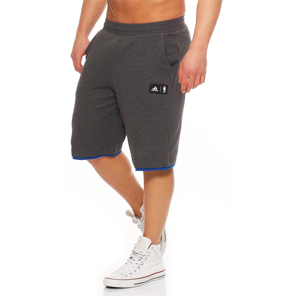 adidas-lavado-Bull-redes-de-equipo-de-NBA-que-pantalones-cortos-de-pantalones-c