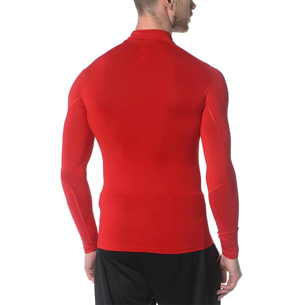 adidas-TechFit-C-amp-S-Turtle-Warm-camisa-de-manga-larga-de-compresiA-n-para-fitness