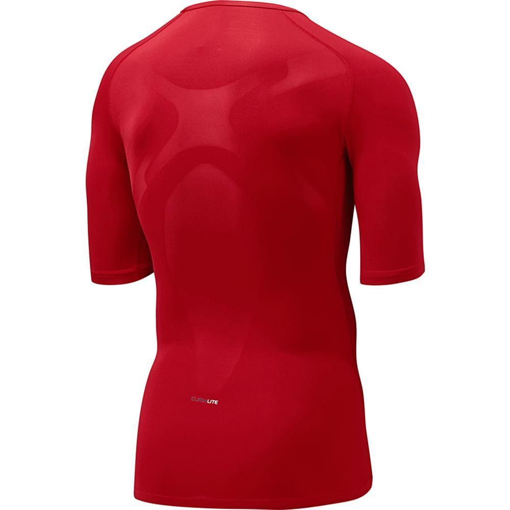Adidas Techfit c/&s manches courtes Fonction Shirt T-shirt Sport Shirt de compression shirt
