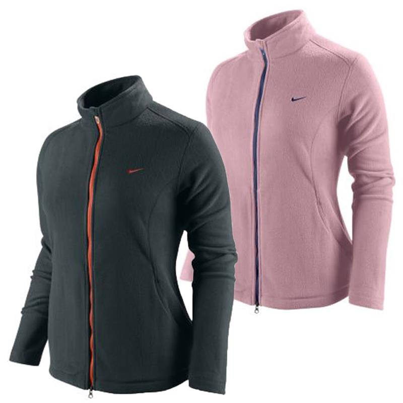 nike golf therma fit damen fleece jacke pullover jacket ebay. Black Bedroom Furniture Sets. Home Design Ideas