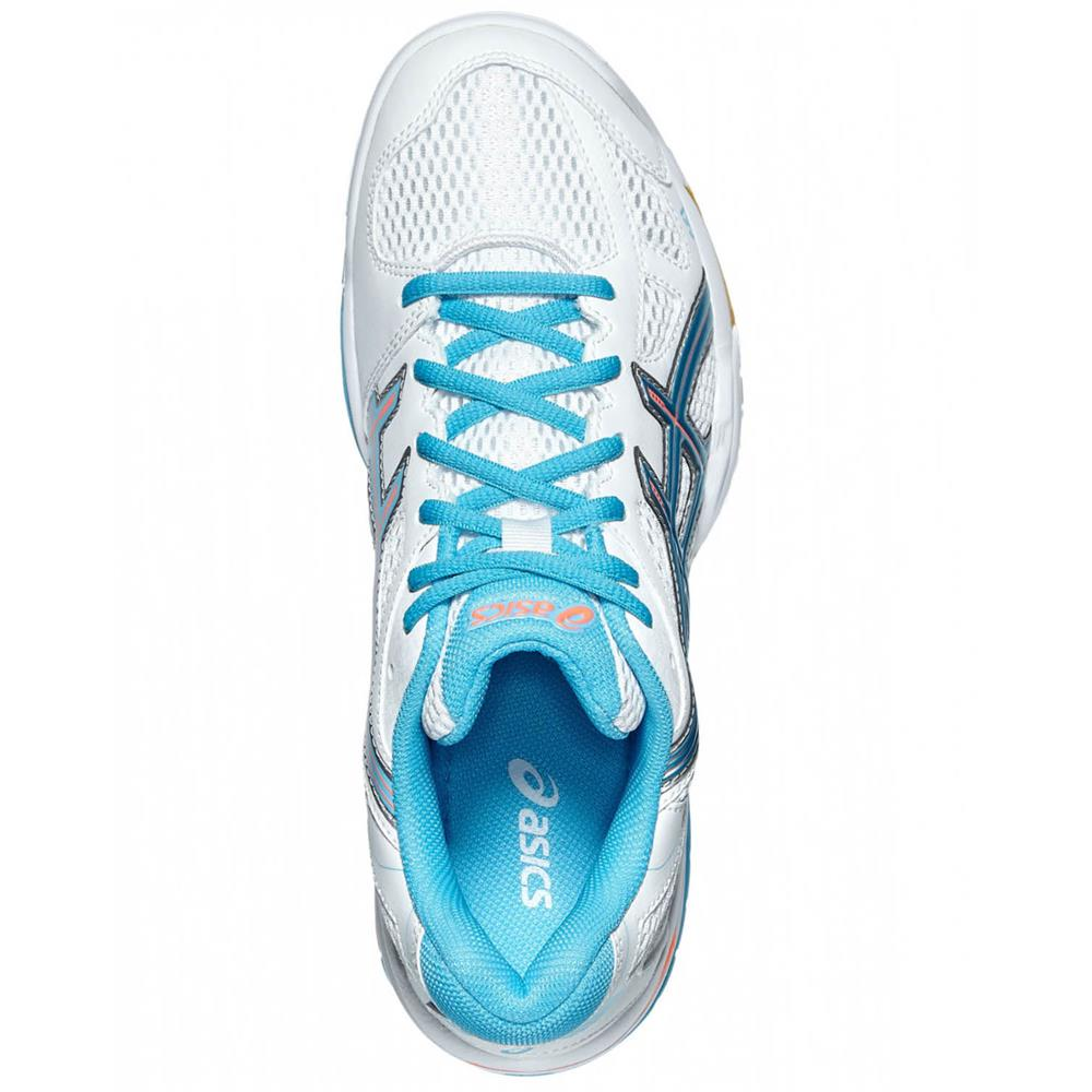 Asics-Gel-Flare-5-Damen-Hallenschuhe-Volleyballschuhe-Badmintonschuhe-Schuhe Indexbild 10
