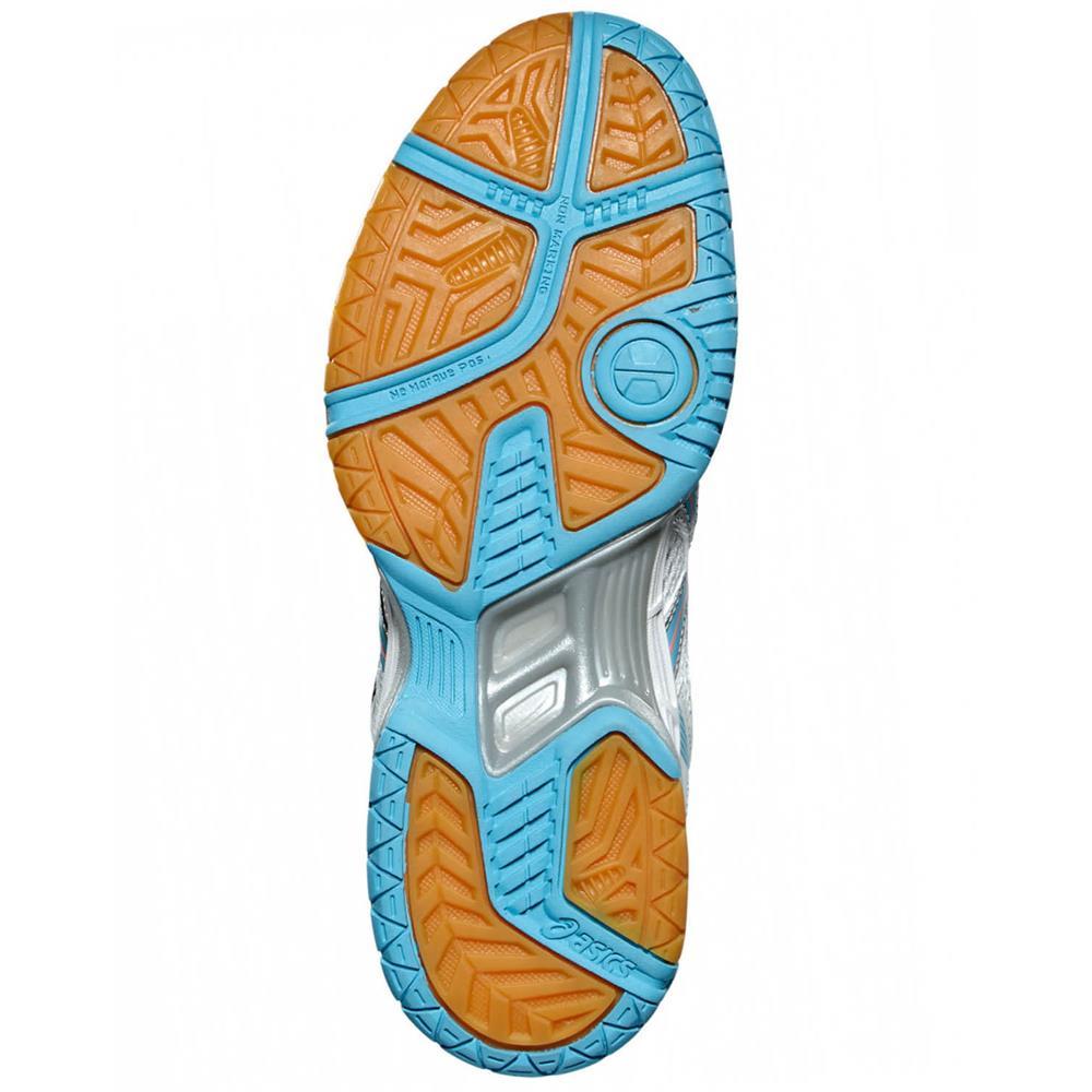 Asics-Gel-Flare-5-Damen-Hallenschuhe-Volleyballschuhe-Badmintonschuhe-Schuhe Indexbild 11