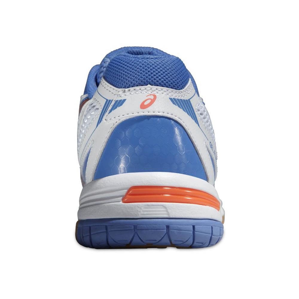 Asics-Gel-Flare-5-Damen-Hallenschuhe-Volleyballschuhe-Badmintonschuhe-Schuhe Indexbild 4