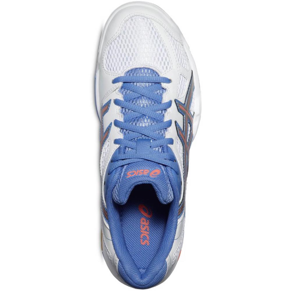 Asics-Gel-Flare-5-Damen-Hallenschuhe-Volleyballschuhe-Badmintonschuhe-Schuhe Indexbild 5