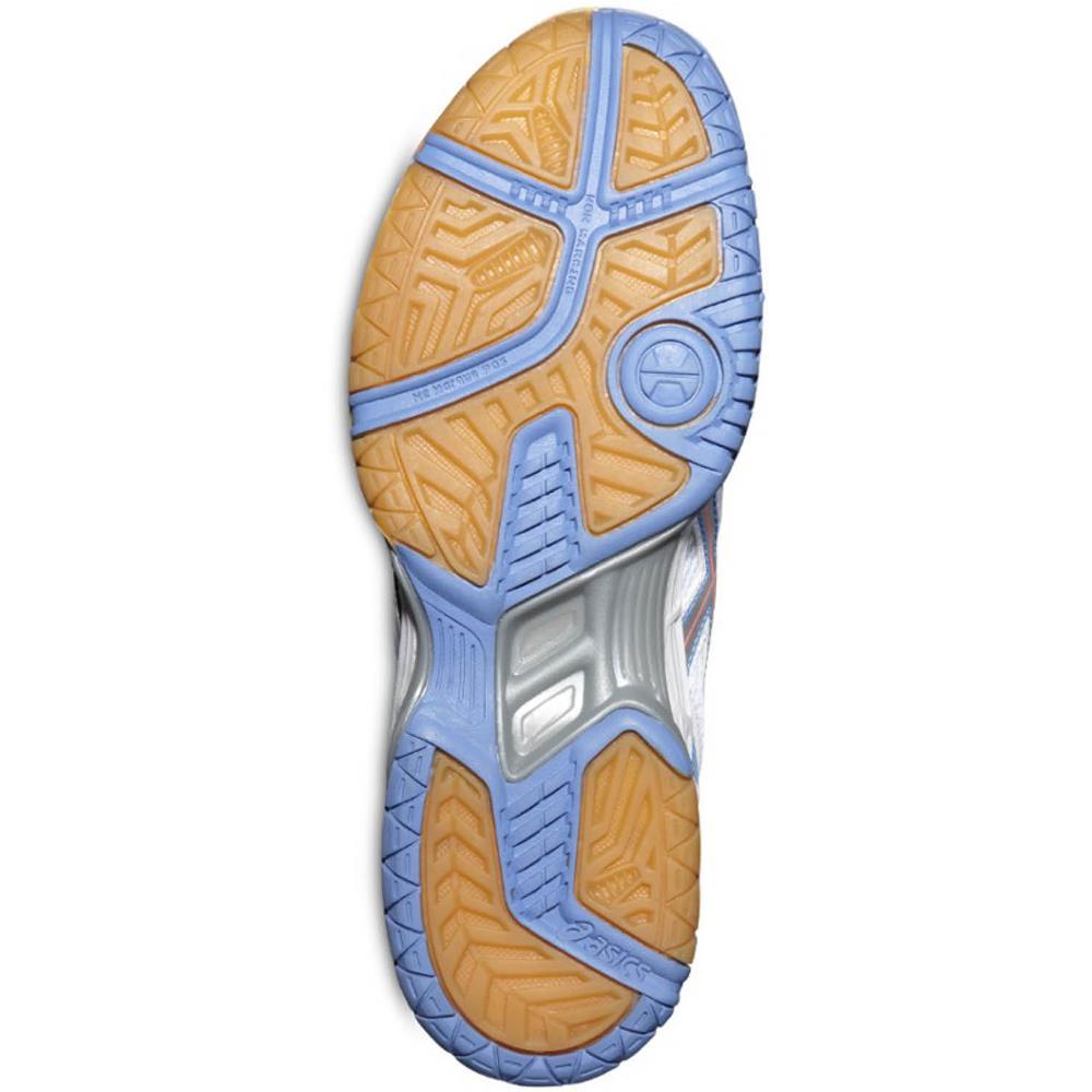 Asics-Gel-Flare-5-Damen-Hallenschuhe-Volleyballschuhe-Badmintonschuhe-Schuhe Indexbild 6