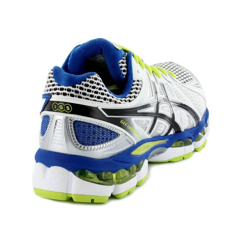 Asics-gel-nimbus-15-caballeros-zapatillas-running-zapatos-zapatillas-calzado-deportivo miniatura 9