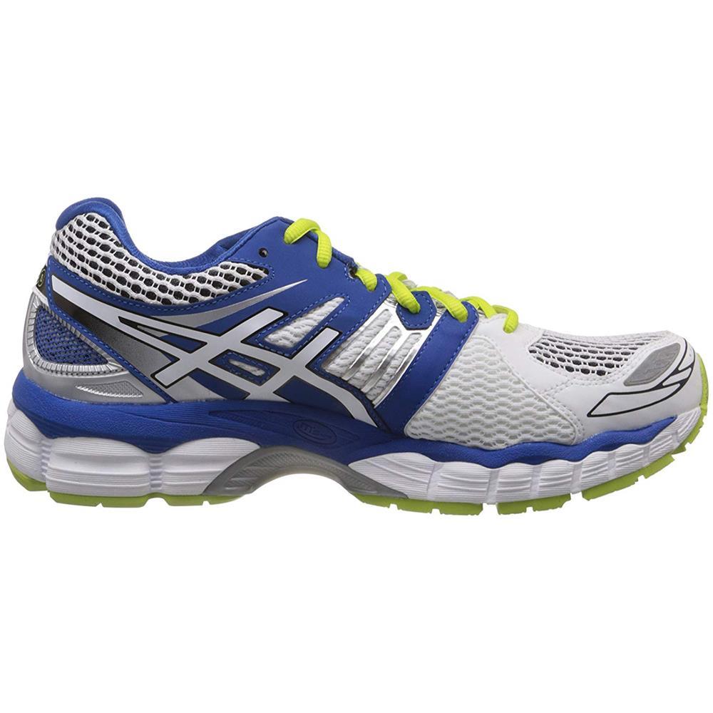 Asics-gel-nimbus-15-caballeros-zapatillas-running-zapatos-zapatillas-calzado-deportivo miniatura 10