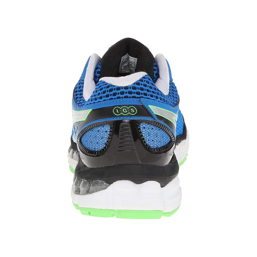 Asics-gel-nimbus-15-caballeros-zapatillas-running-zapatos-zapatillas-calzado-deportivo miniatura 4