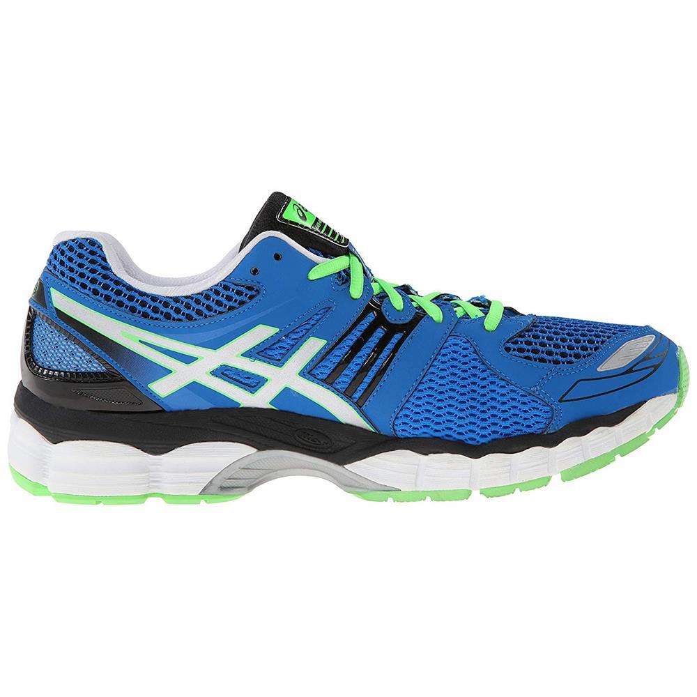 Asics-gel-nimbus-15-caballeros-zapatillas-running-zapatos-zapatillas-calzado-deportivo miniatura 5
