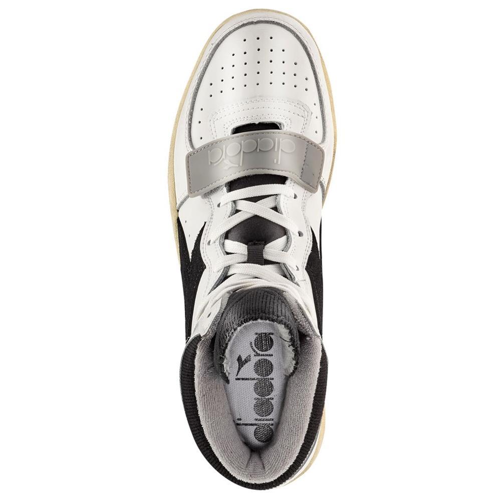 Indexbild 10 - Diadora MI Basket Used Herren Hi Top Sneaker Sportschuhe Turnschuhe