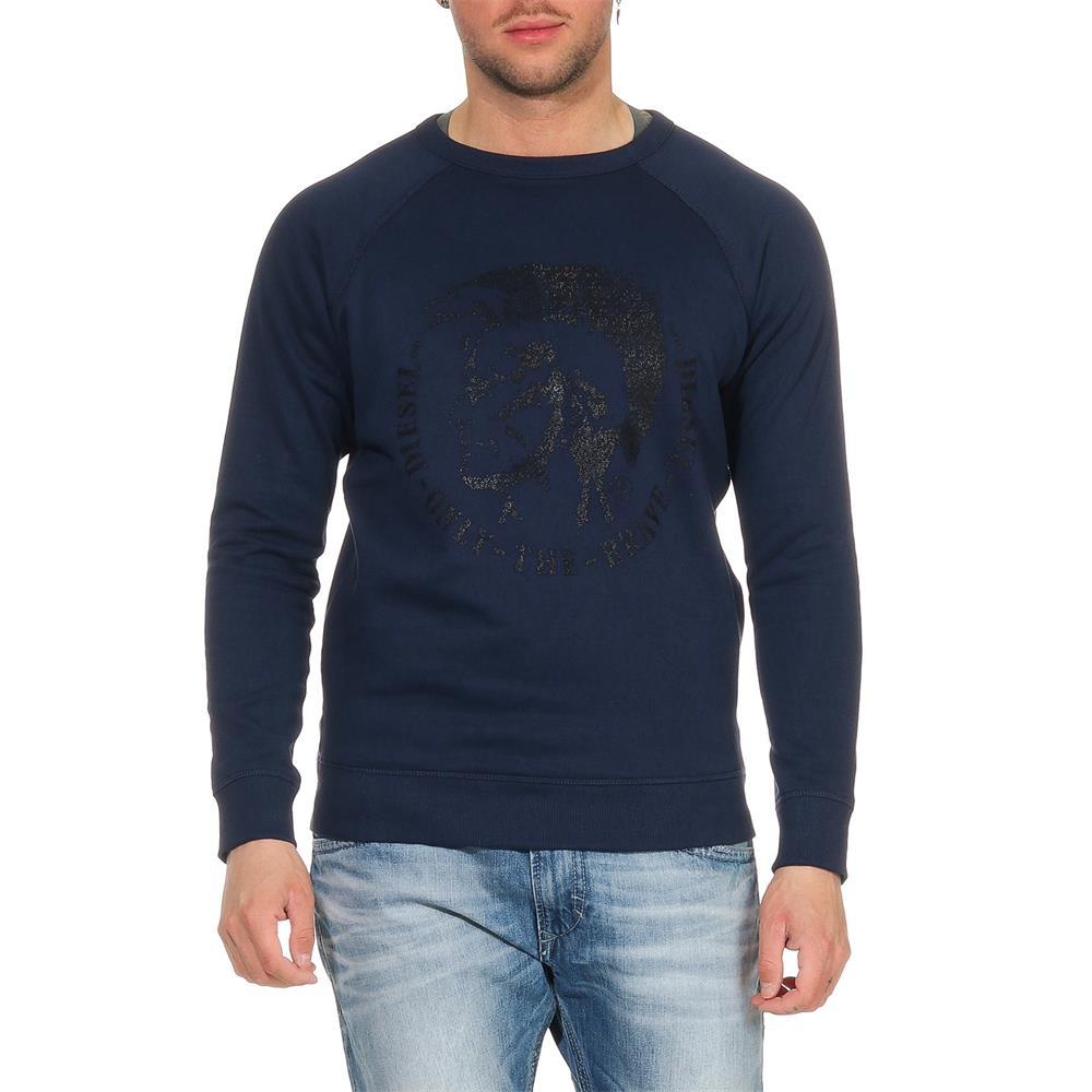 Indexbild 13 - DIESEL-S-Orestes-New-Sweatshirt-Herren-Pullover-Sweater-Pulli