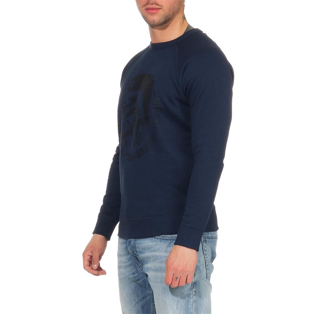 Indexbild 14 - DIESEL-S-Orestes-New-Sweatshirt-Herren-Pullover-Sweater-Pulli