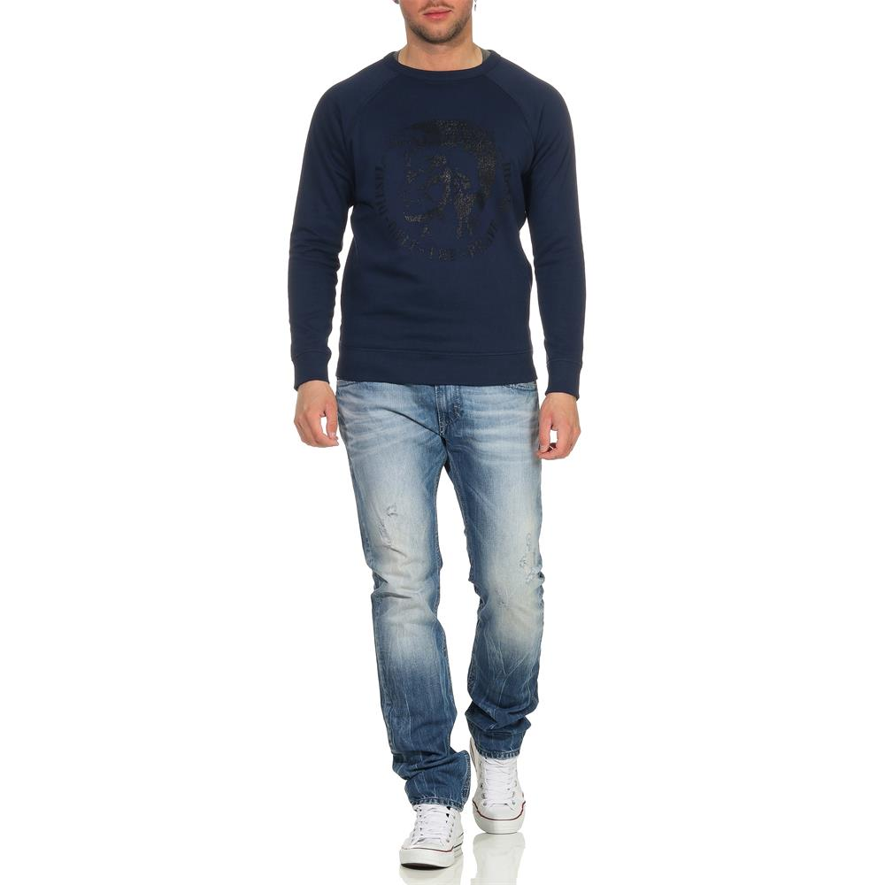 Indexbild 16 - DIESEL-S-Orestes-New-Sweatshirt-Herren-Pullover-Sweater-Pulli