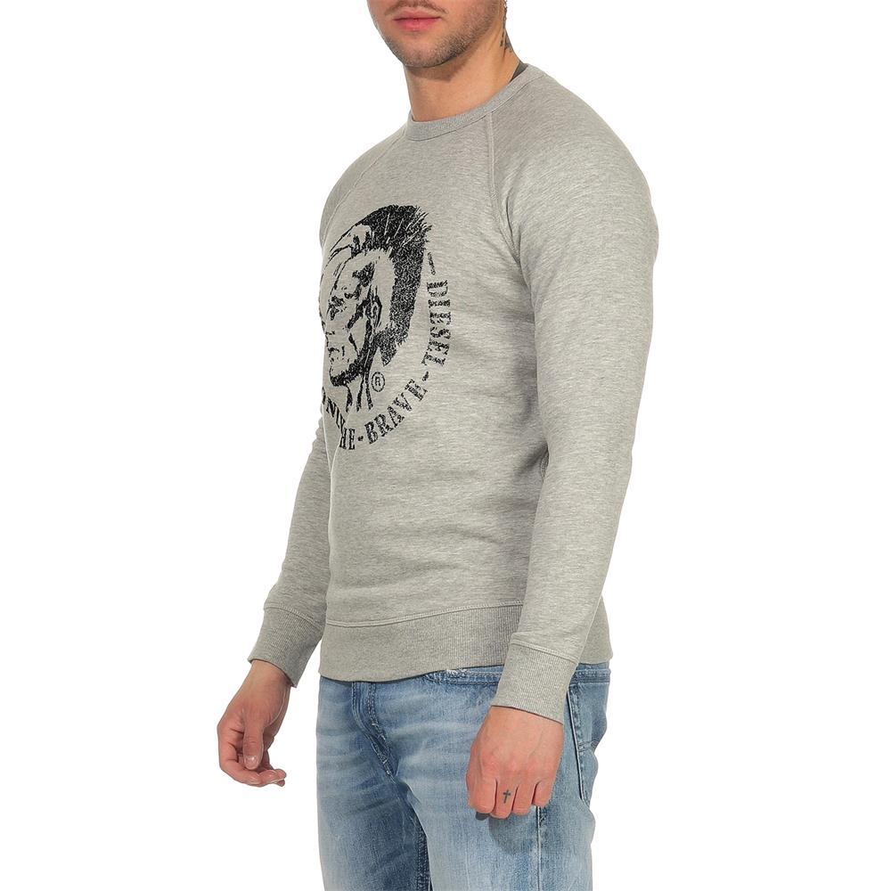 Indexbild 4 - DIESEL-S-Orestes-New-Sweatshirt-Herren-Pullover-Sweater-Pulli