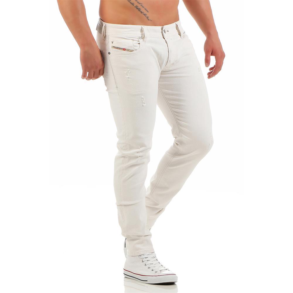 diesel sleenker 0672y mens jeans slim skinny jeans denim