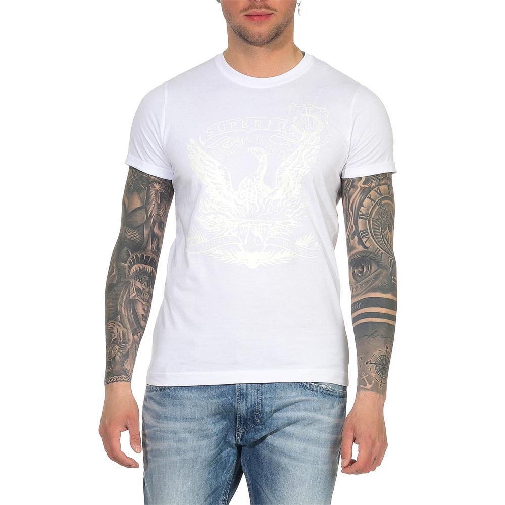 Indexbild 38 - DIESEL Herren T-Shirt Mohawk Slim Tee Rundhals Kurzarm Shirt