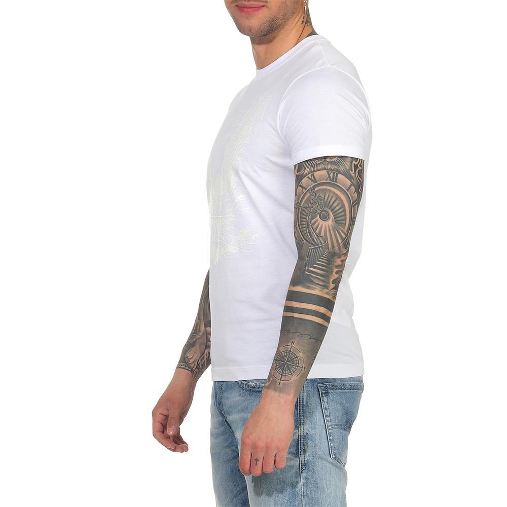 Indexbild 39 - DIESEL Herren T-Shirt Mohawk Slim Tee Rundhals Kurzarm Shirt