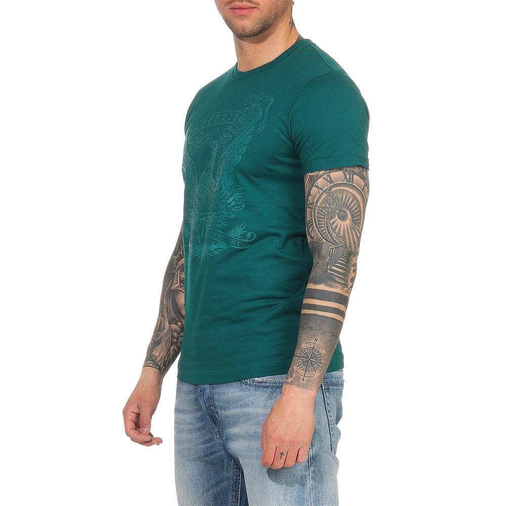 Indexbild 44 - DIESEL Herren T-Shirt Mohawk Slim Tee Rundhals Kurzarm Shirt
