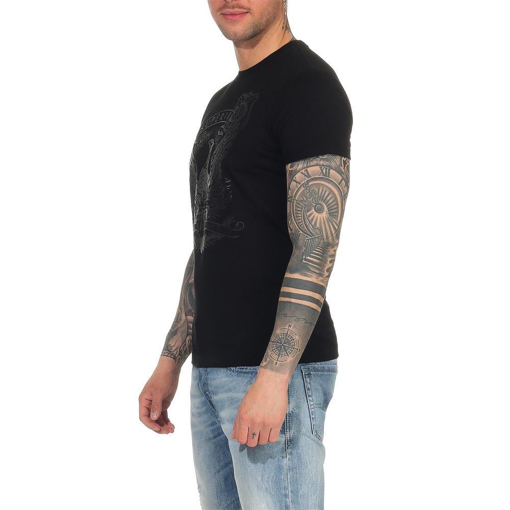 Indexbild 34 - DIESEL Herren T-Shirt Mohawk Slim Tee Rundhals Kurzarm Shirt