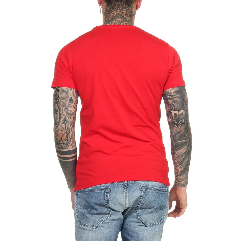 Indexbild 30 - DIESEL Herren T-Shirt Mohawk Slim Tee Rundhals Kurzarm Shirt