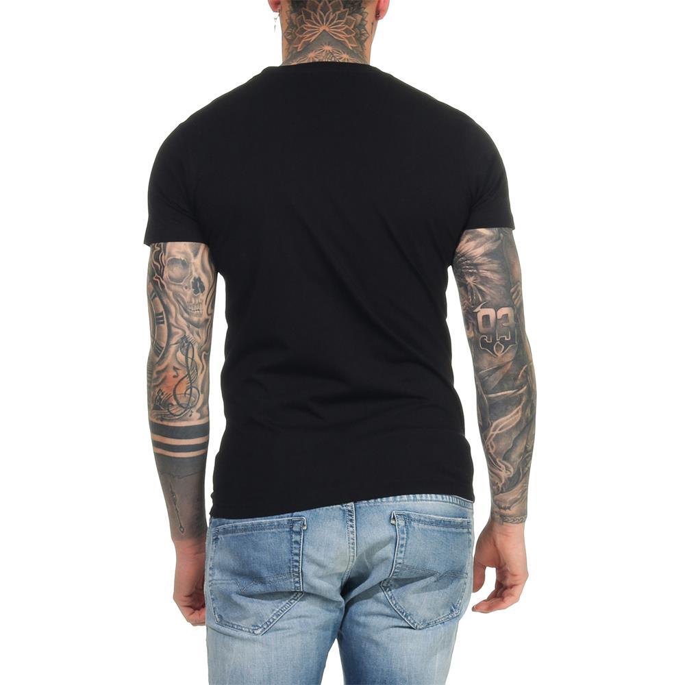 Indexbild 20 - DIESEL Herren T-Shirt Mohawk Slim Tee Rundhals Kurzarm Shirt