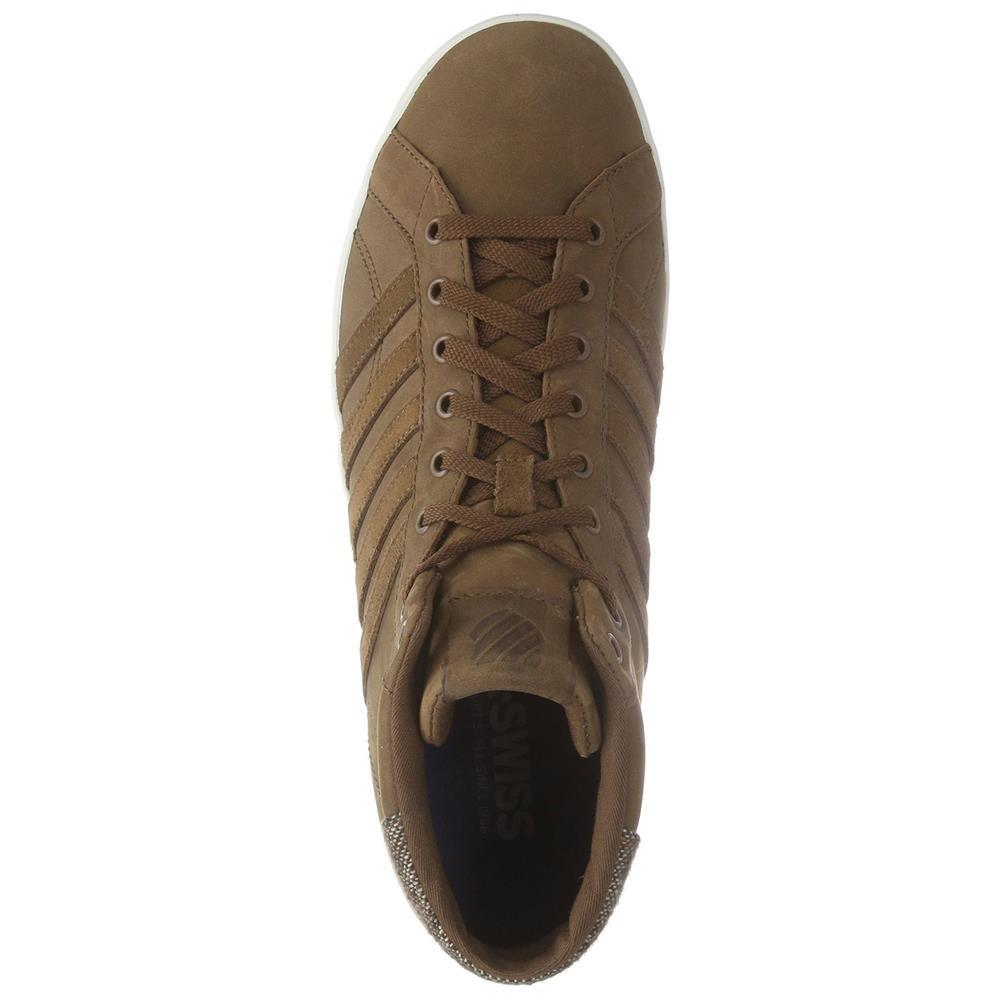K-Swiss-Belmont-SO-Mid-Herren-Sneaker-Schuhe-Sportschuhe-Turnschuhe