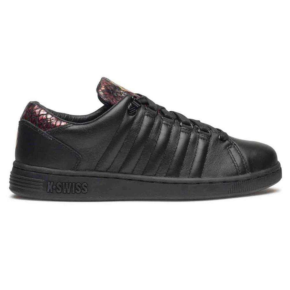 K-Swiss-Lozan-III-TT-Reptile-Glam-Sneaker-Schuhe-Sportschuhe-Turnschuhe Indexbild 3