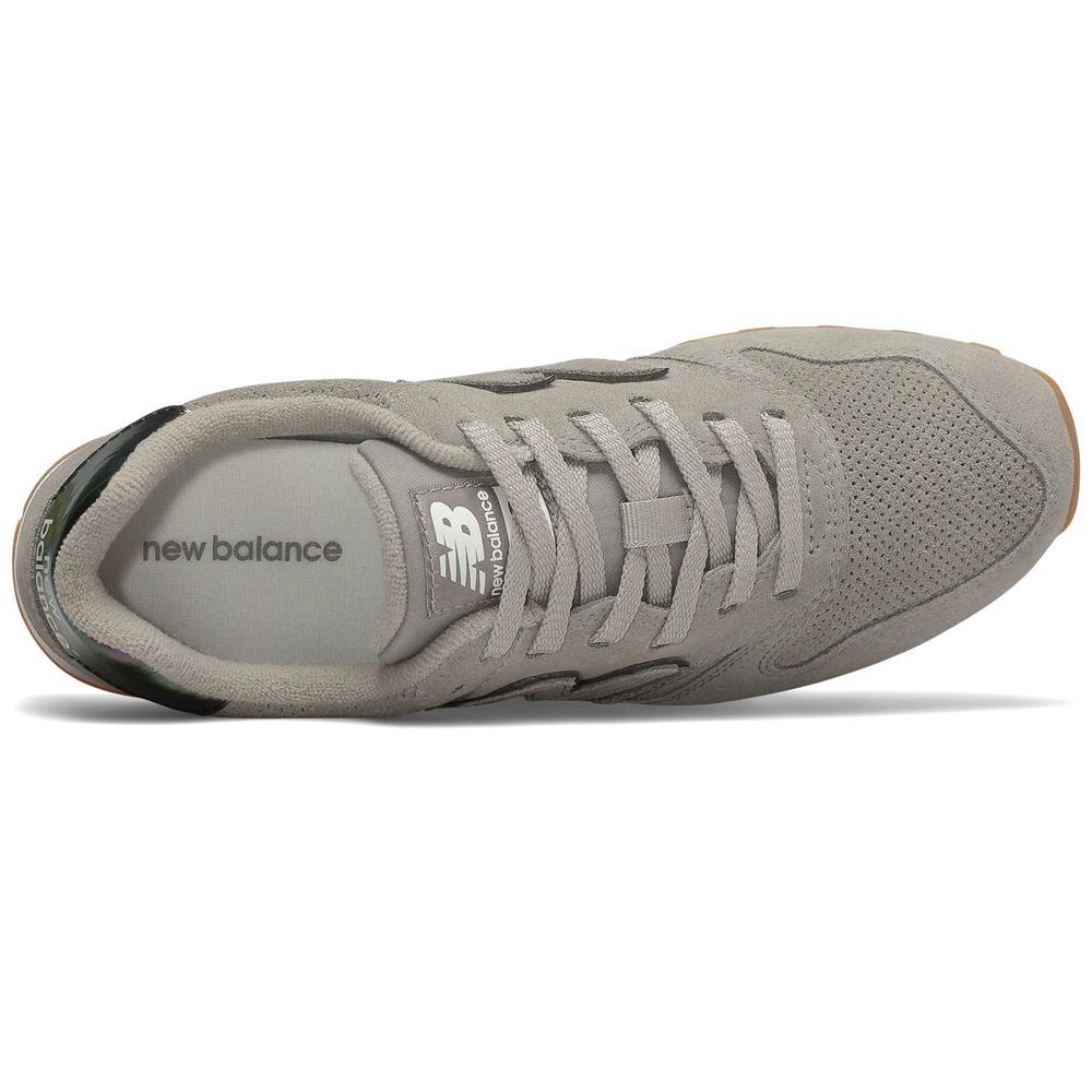 miniatura 4 - New-Balance-WL-373-Damen-Sneaker-Leder-Schuhe-Turnschuhe-Sportschuhe