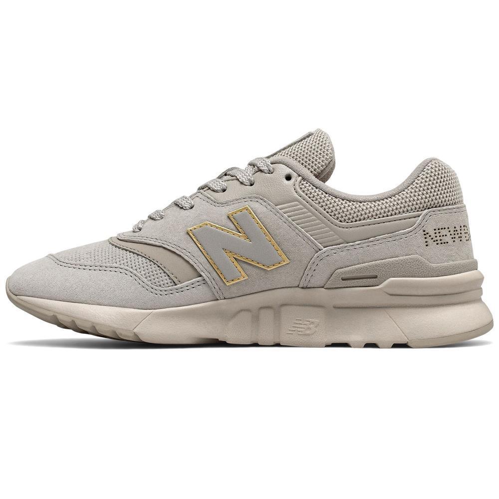miniatura 3 - New-Balance-CW-997-H-Damen-Sneaker-Leder-Schuhe-Turnschuhe-Sportschuhe