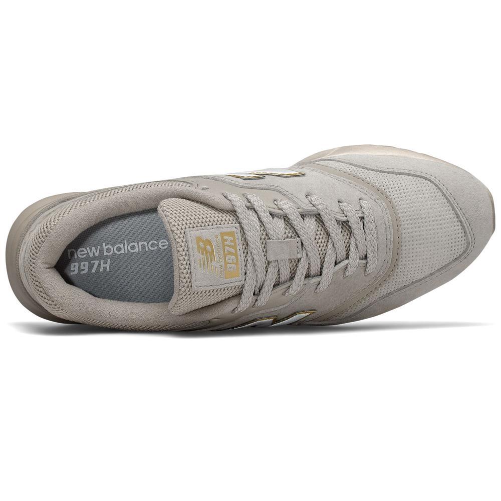 miniatura 4 - New-Balance-CW-997-H-Damen-Sneaker-Leder-Schuhe-Turnschuhe-Sportschuhe