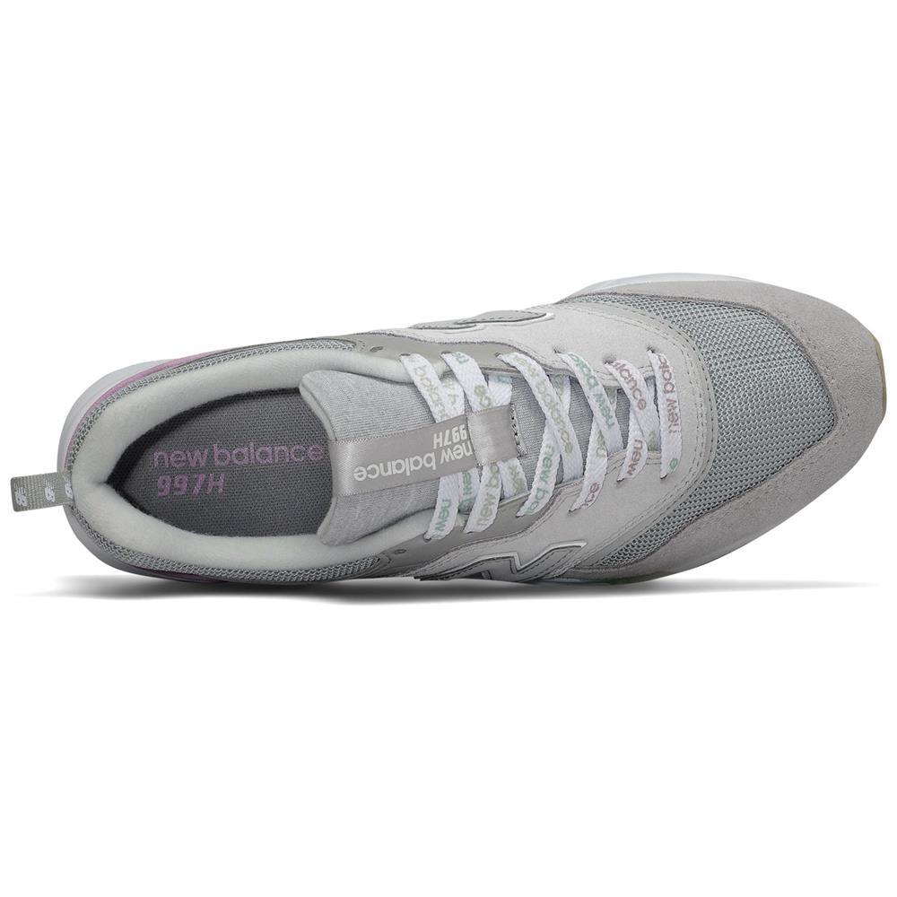 miniatura 12 - New-Balance-CW-997-H-Damen-Sneaker-Leder-Schuhe-Turnschuhe-Sportschuhe