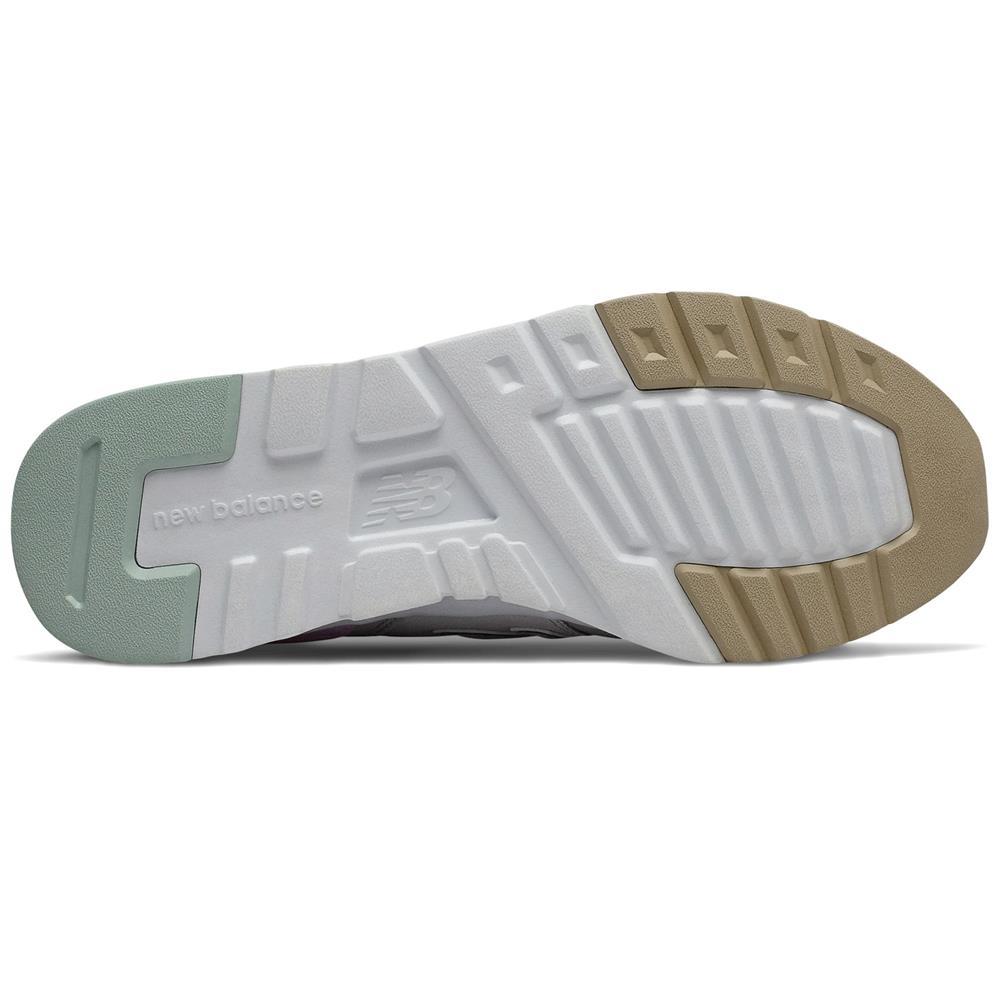 miniatura 13 - New-Balance-CW-997-H-Damen-Sneaker-Leder-Schuhe-Turnschuhe-Sportschuhe