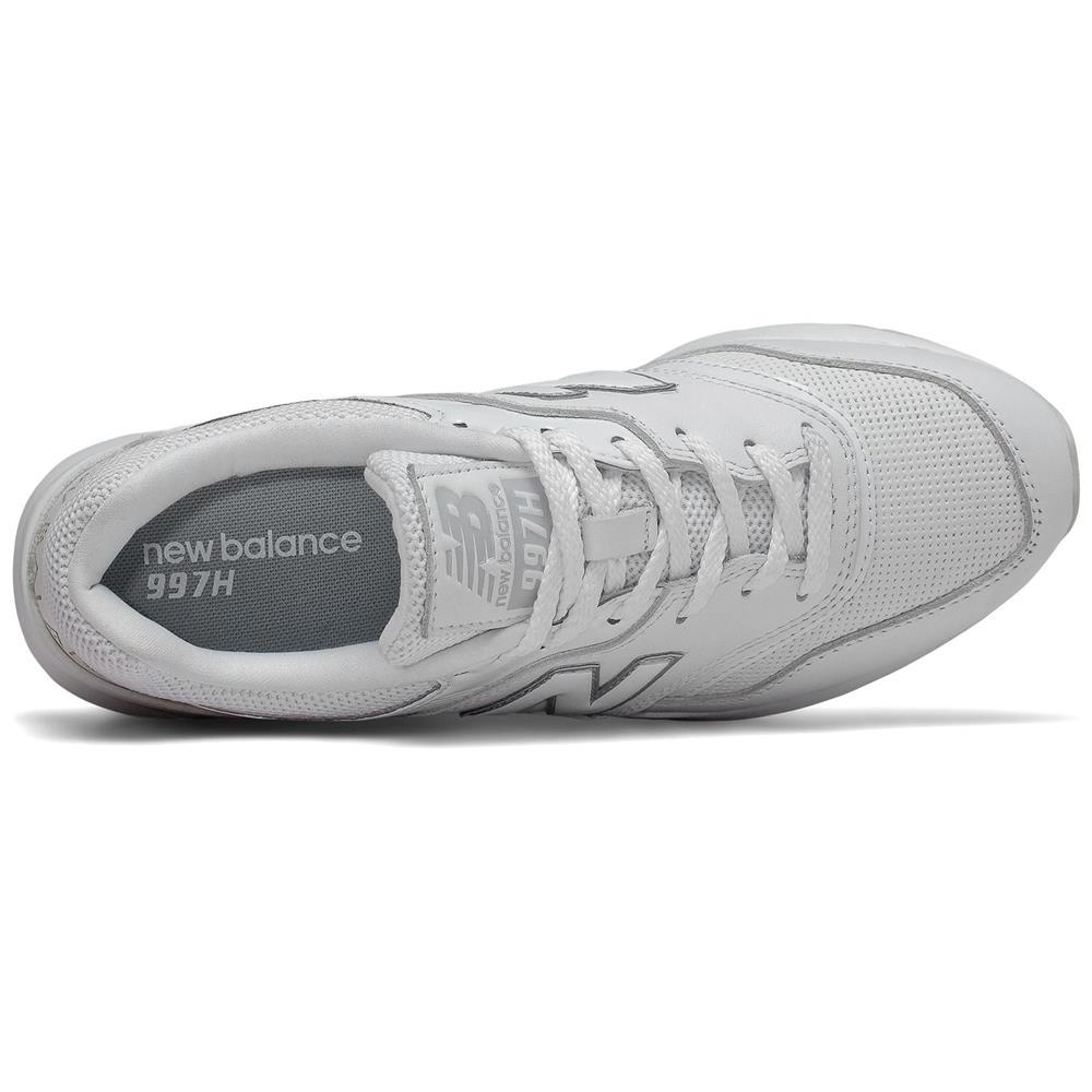 miniatura 16 - New-Balance-CW-997-H-Damen-Sneaker-Leder-Schuhe-Turnschuhe-Sportschuhe
