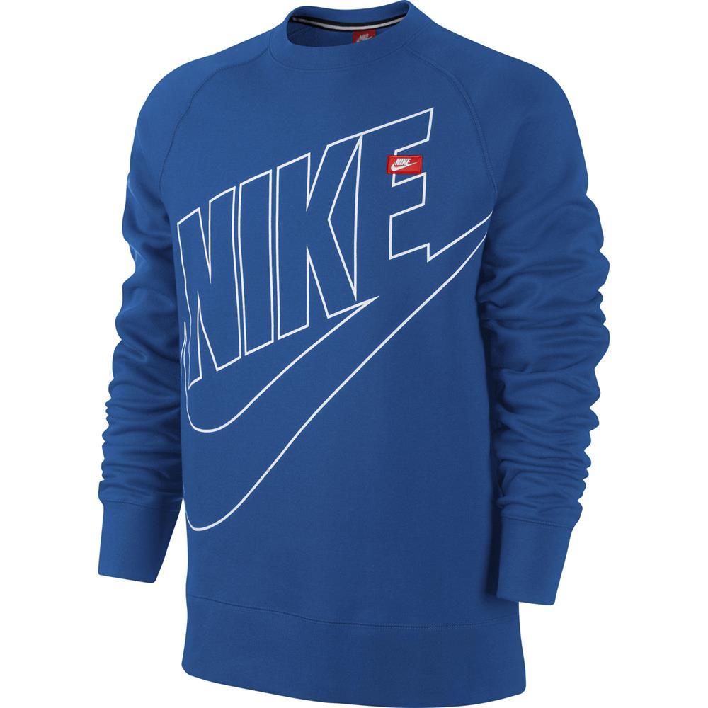 Nike-Ace-Fleece-Logo-Crew-Neck-Sweatshirt-Crewneck-Pullover-Pulli