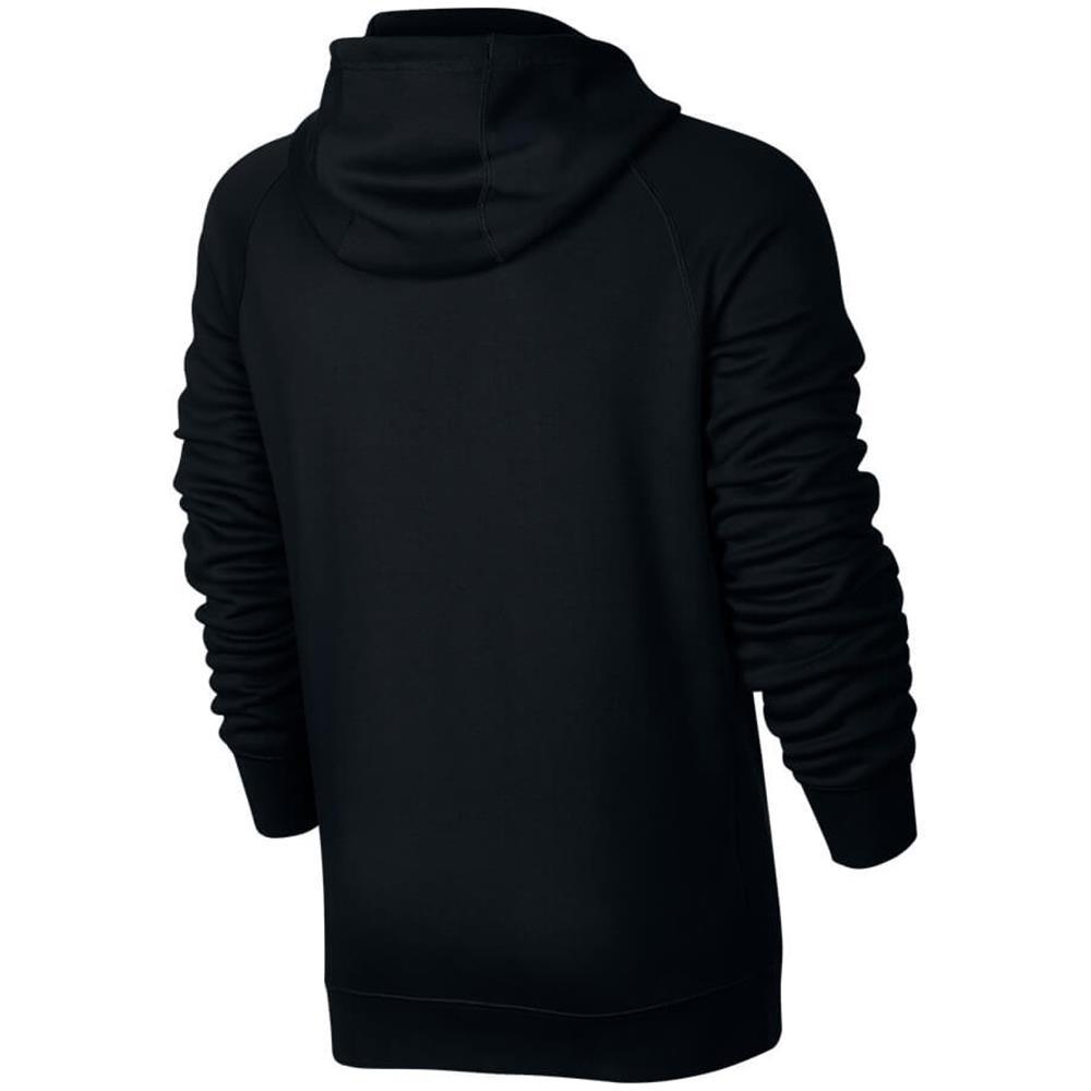 Nike-Air-Heritage-Fleece-Full-Zip-Hoodie-Sweatshirt-Hoody-Kapuzenpullover-Pulli miniatura 3